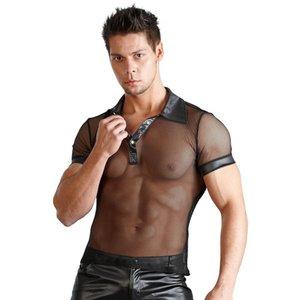 Svenjoyment Underwear Wetlook Poloshirt