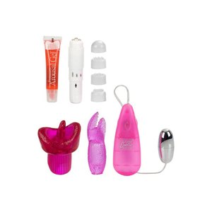 CalExotics Her Clit Kit - Clitoris massage setje