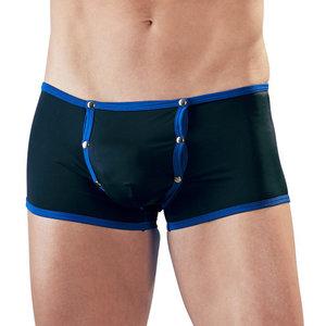 Svenjoyment Underwear Zachte Boxer Met Blauwe Bies