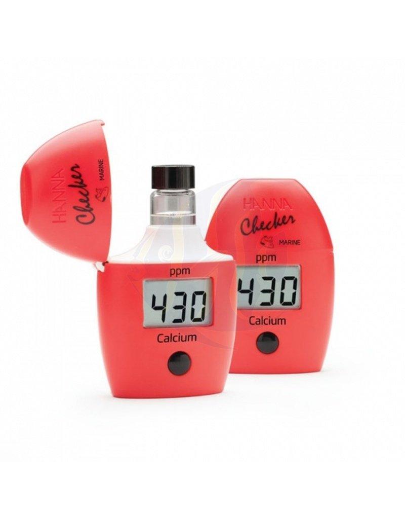 Hanna Instruments HI758 colorimeter checker for calcium in salt water