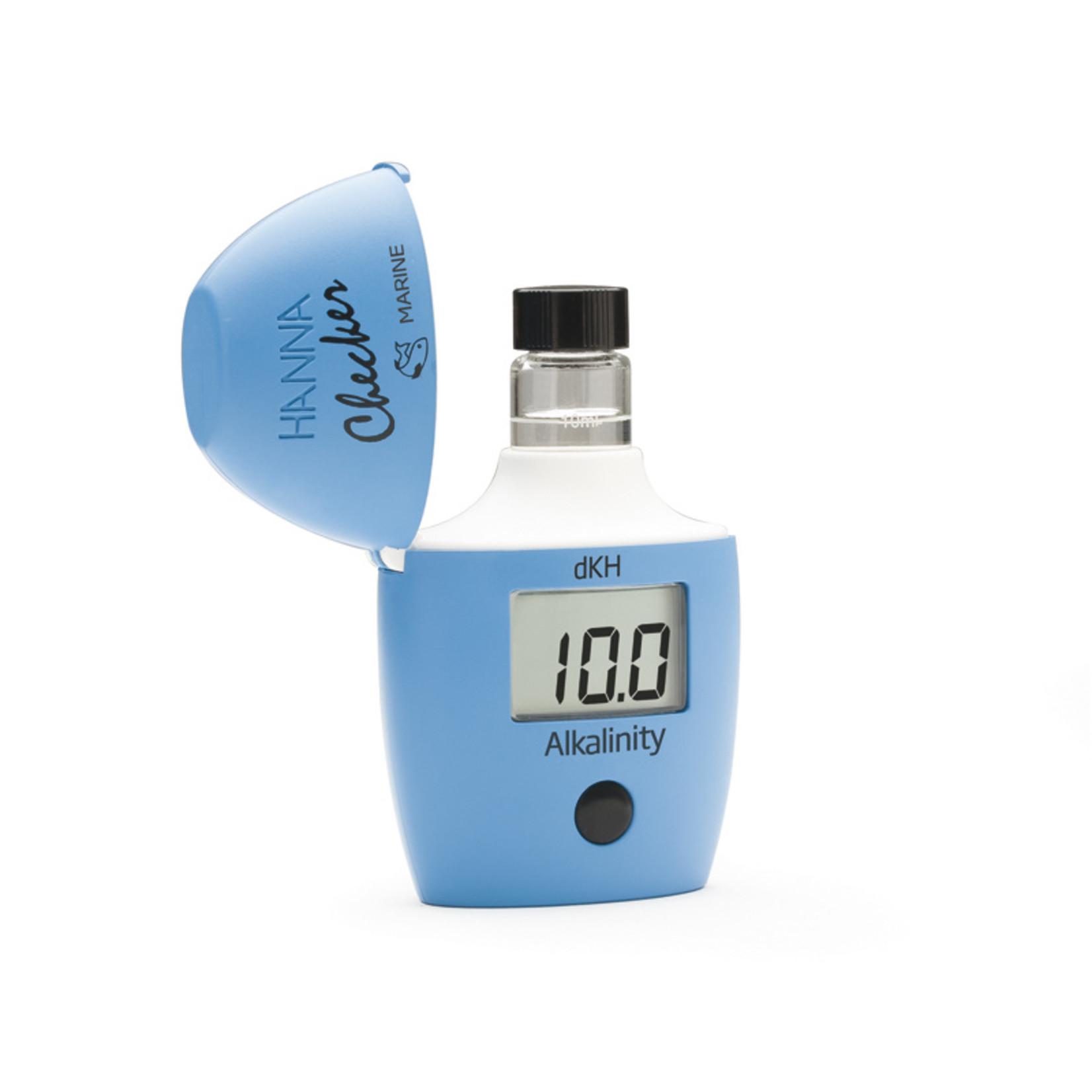 Hanna Instruments HI772 fotometer / checker zeewateralkaliniteit (°dH)
