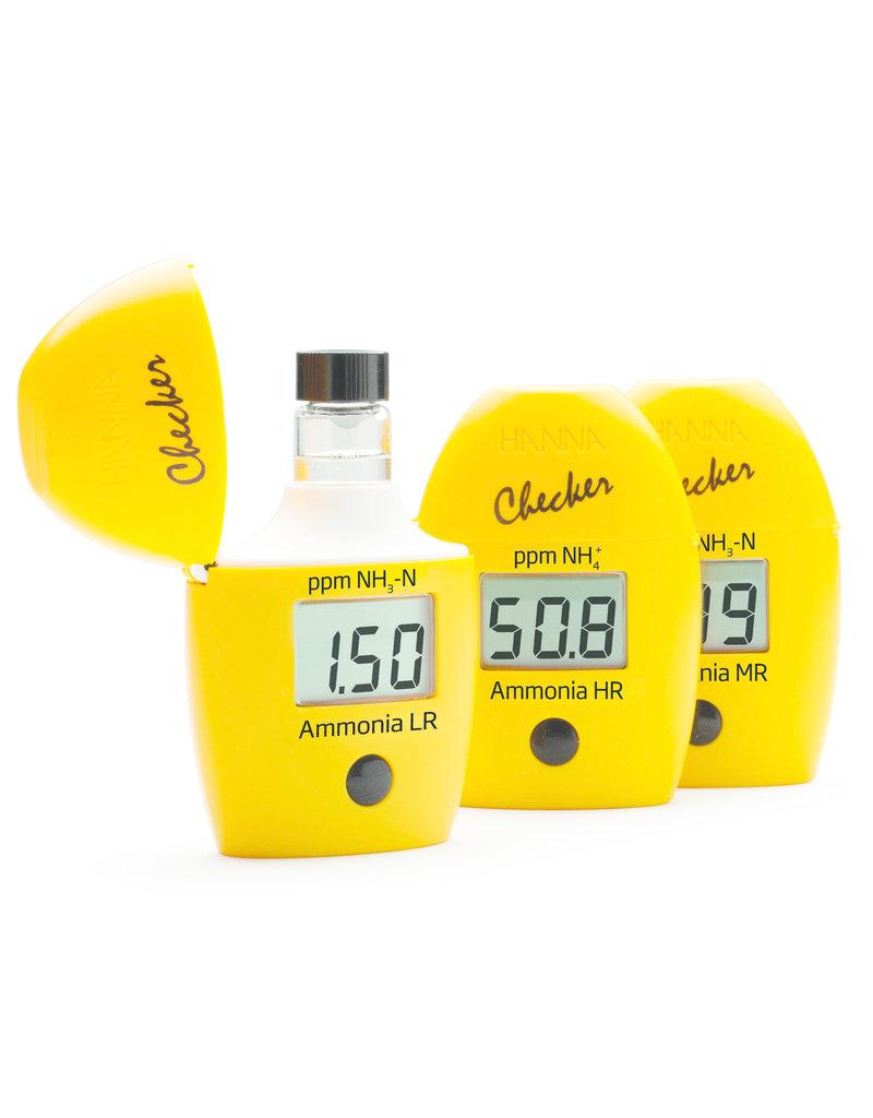 Hanna Instruments HI700 colorimeter / checker ammonia LR, 0,00 - 3,00 mg/l