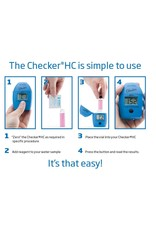 Hanna Instruments HI713 colorimeter / checker phosphate LR, 0.00 to 2.50 mg / l