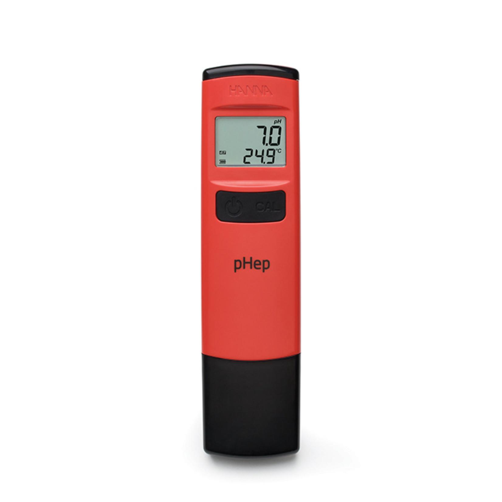 Hanna Instruments HI98107 Checker pHep waterdicht