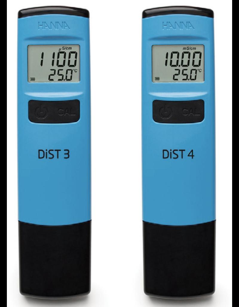 Hanna Instruments HI98303 Dist 3 conductivity tester 0-1999 µS/cm (2mS/cm)
