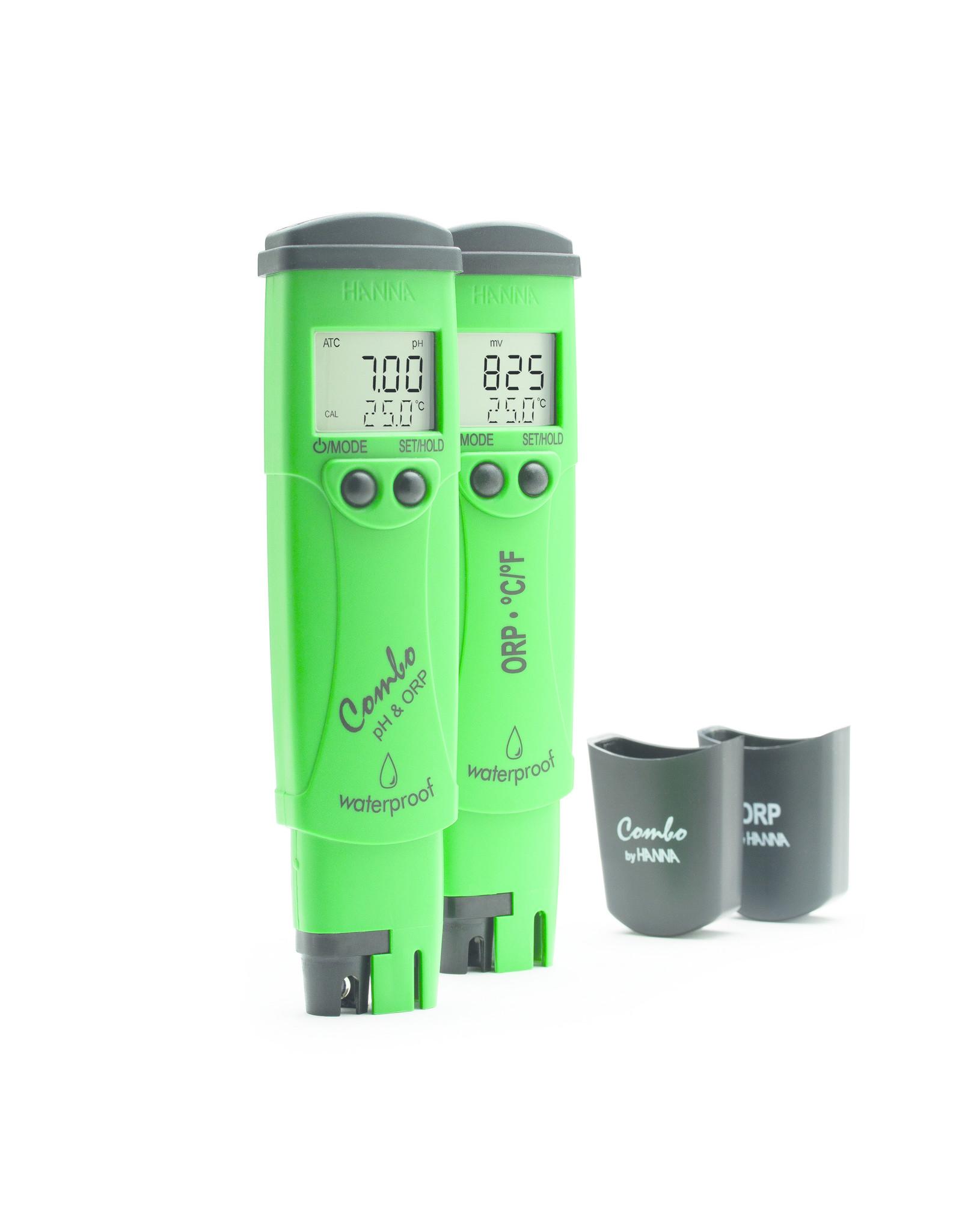 Hanna Instruments HI98121 pH/ORP/temperatuur tester