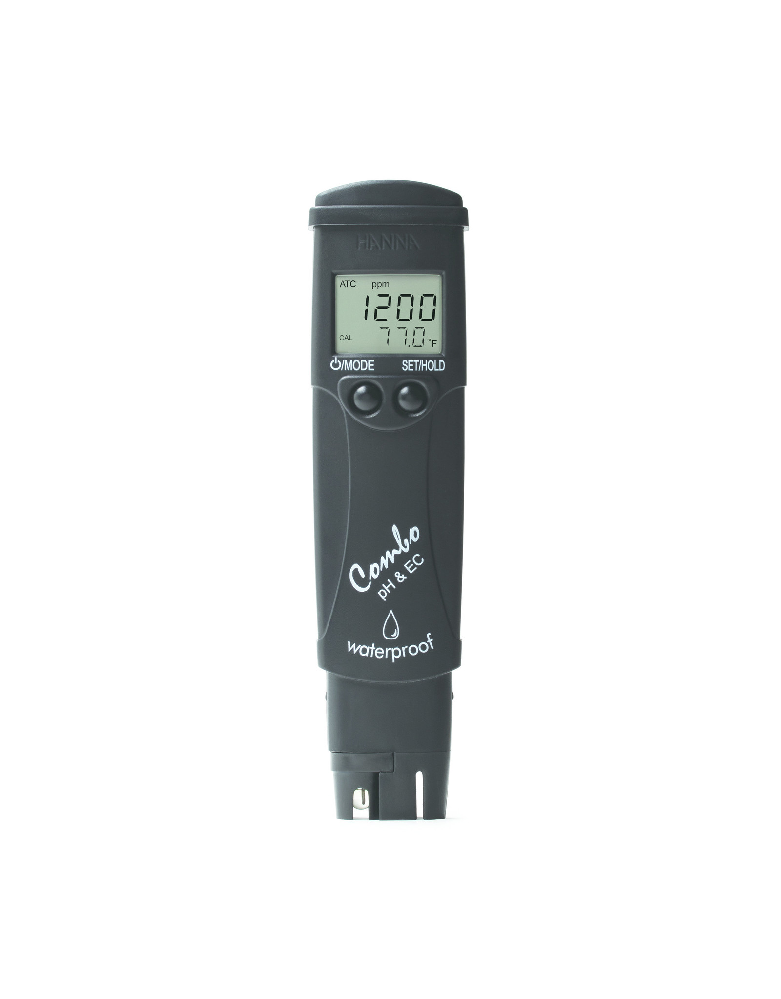 Hanna Instruments HI98130 pH/EC/TDS/temp.-tester, 0-14 pH, EC: 0.00 - 20.00 mS/cm
