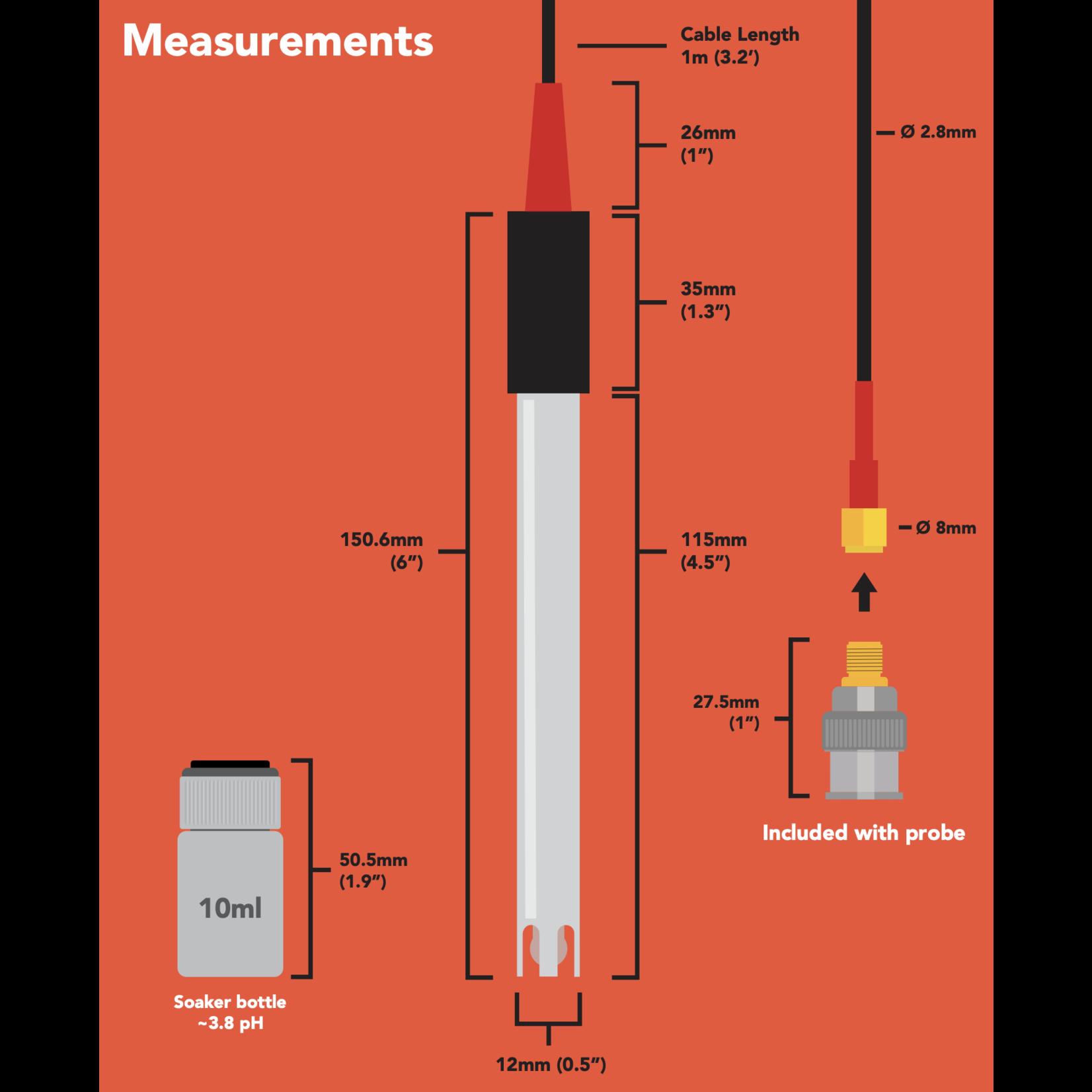 Atlas Scientific pH Sensor consumenten kwaliteit