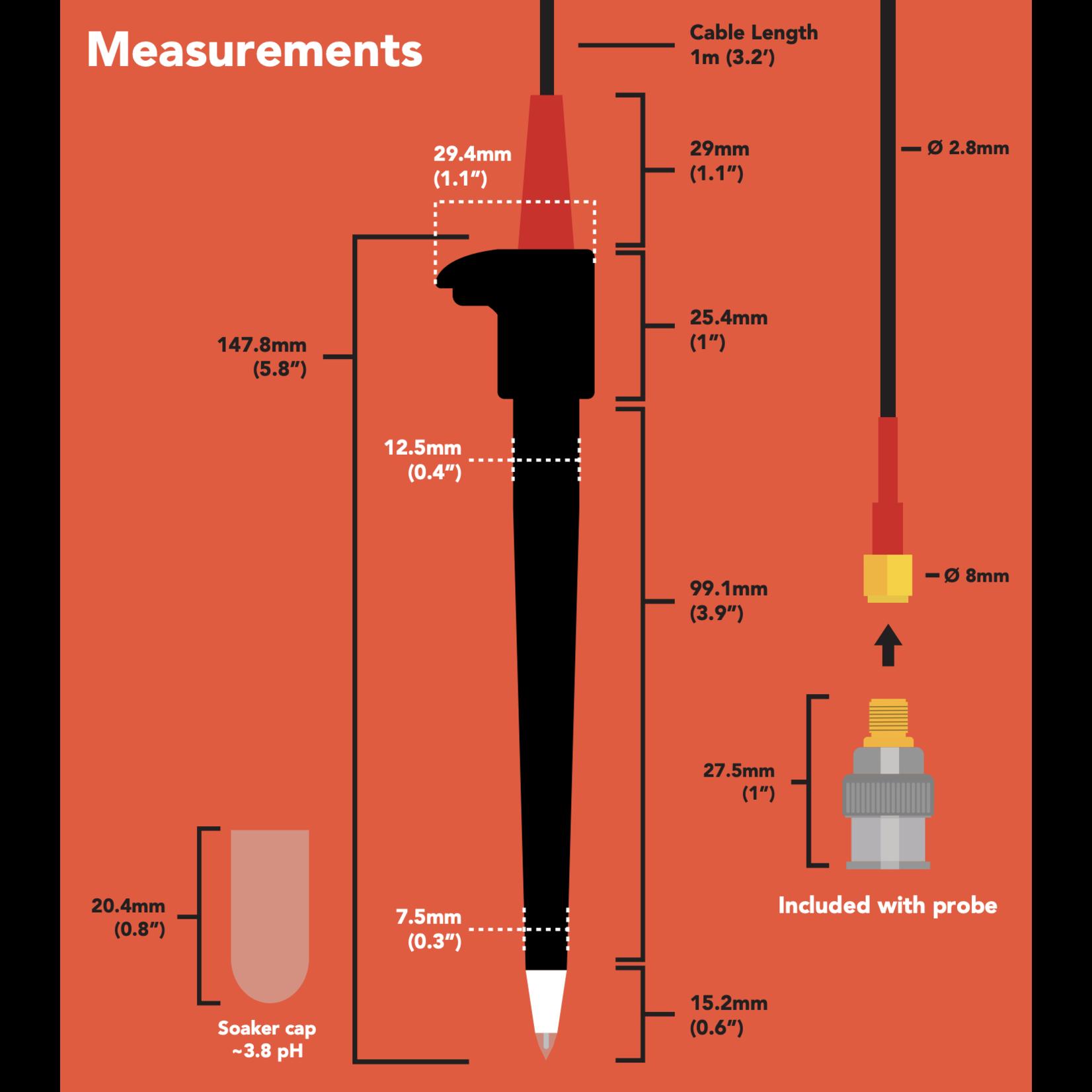 Atlas Scientific Speerpunt pH sensor