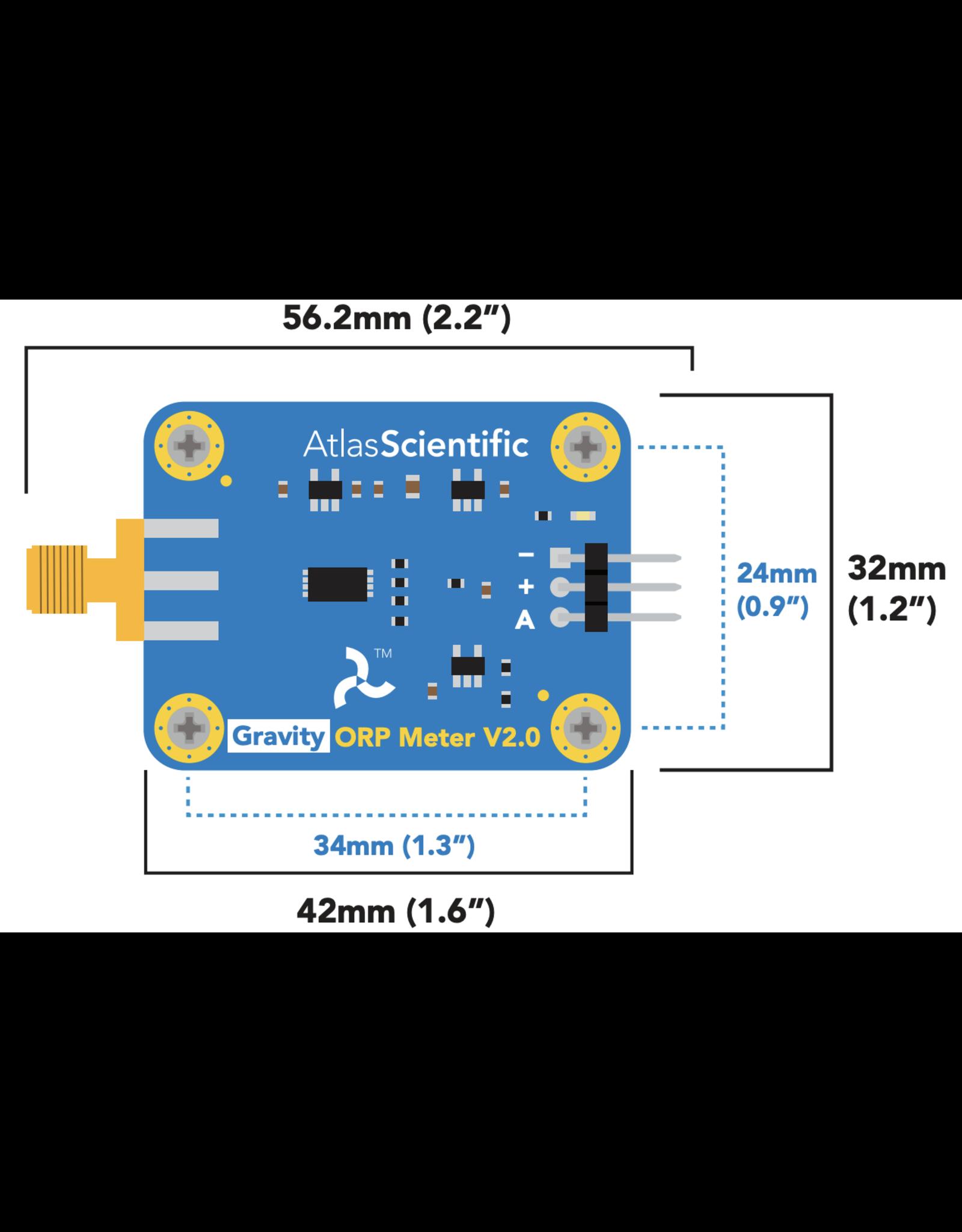 Atlas Scientific Gravity™ Analoge ORP Sensor / Meter