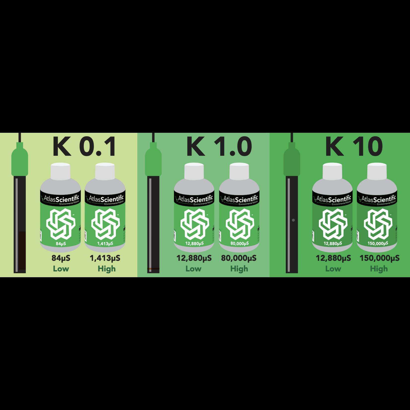 Atlas Scientific Geleidbaarheid Sensor  K 10 Kit
