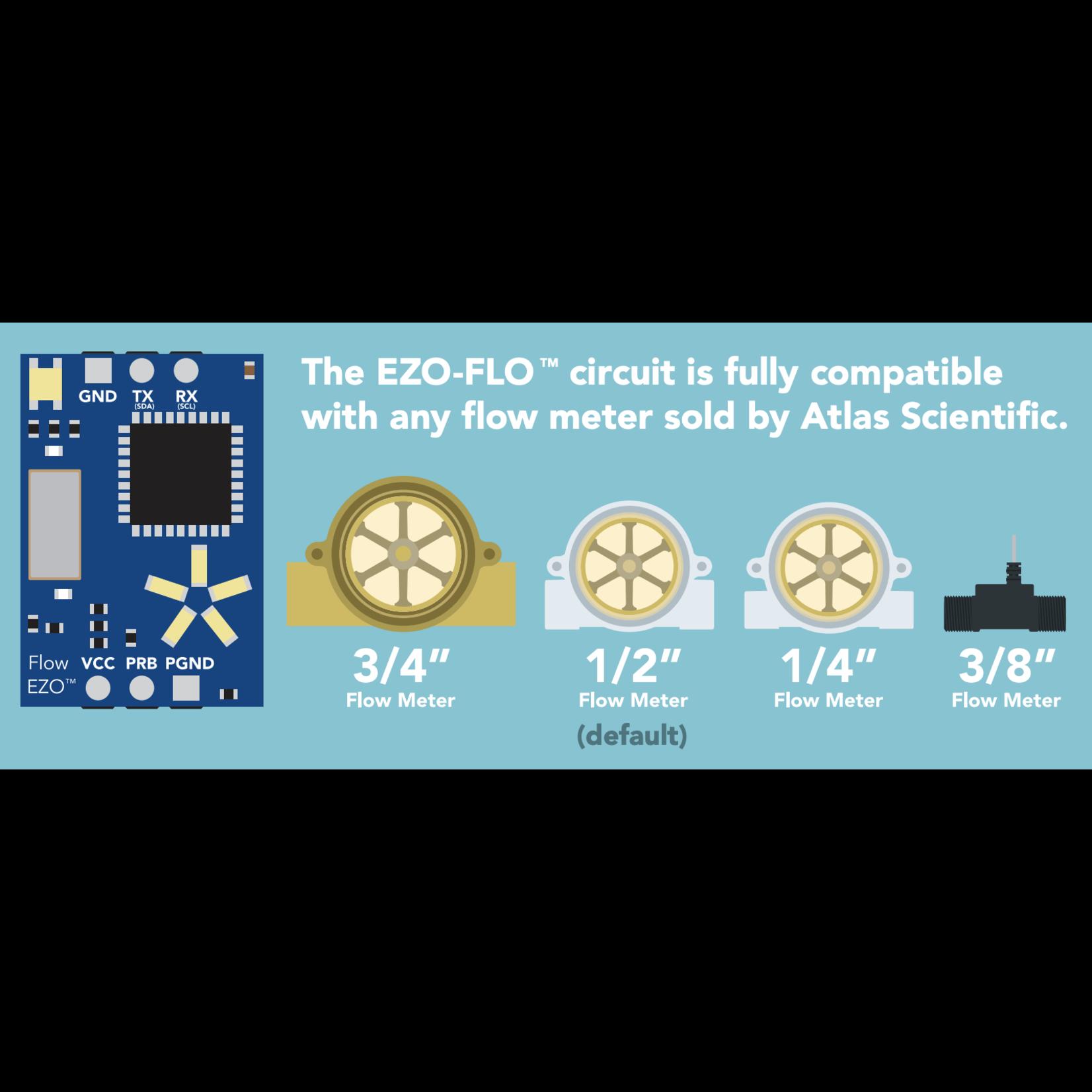 Atlas Scientific EZO™ Universal Flow Meter Totalizer