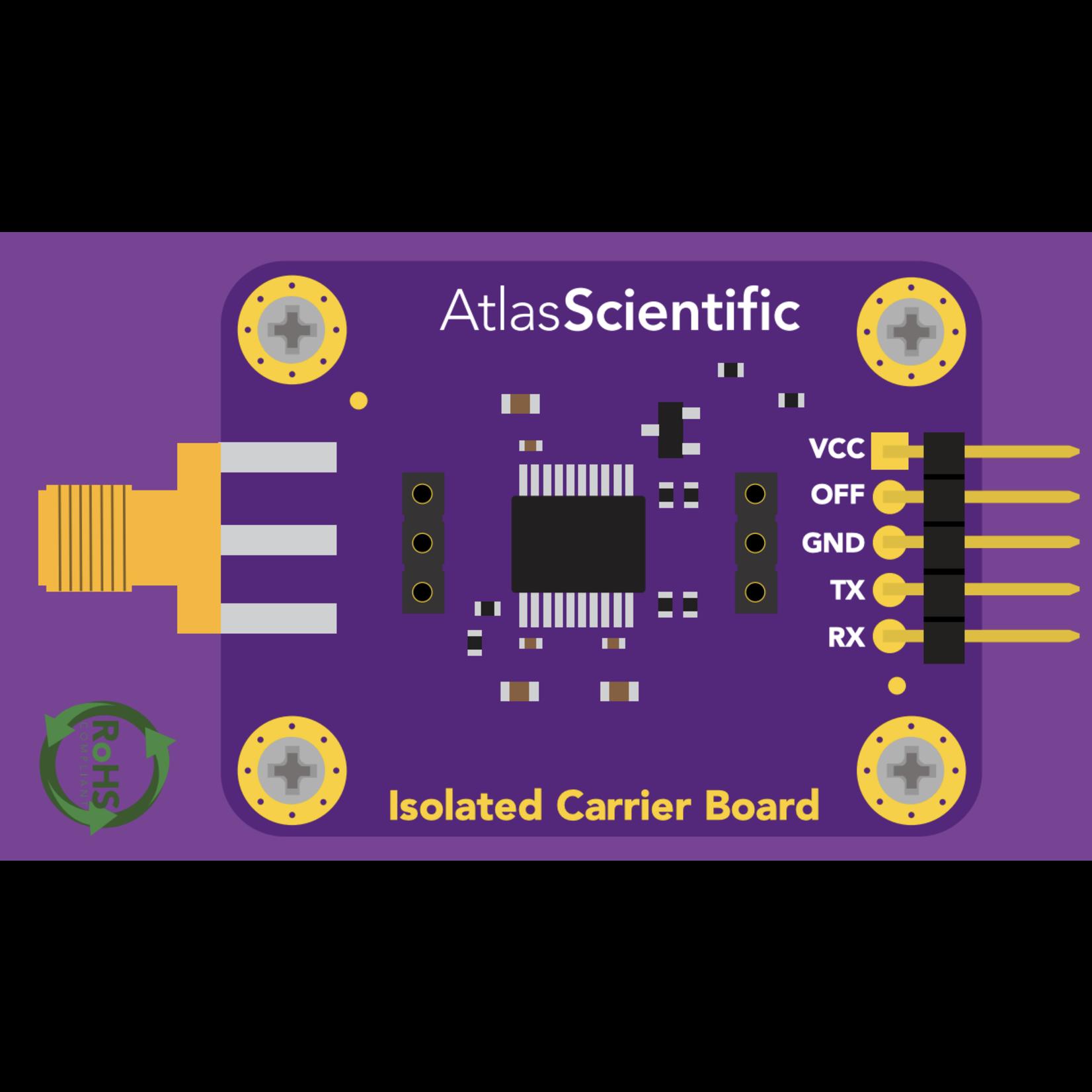 Atlas Scientific Electrisch geisoleerde EZO™ Carrier Board