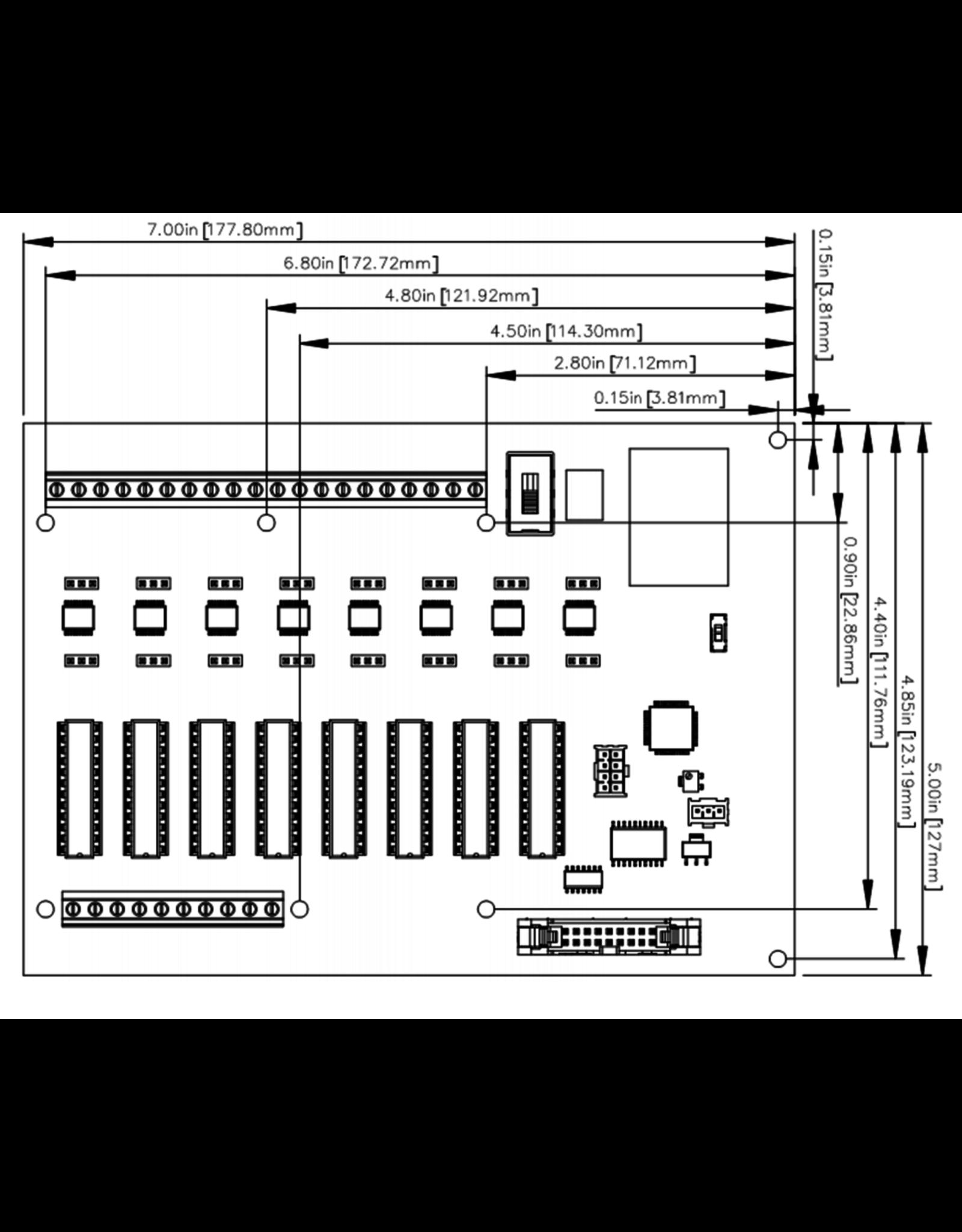 Atlas Scientific Geïntegreerd meetsysteem WaterFeature8™