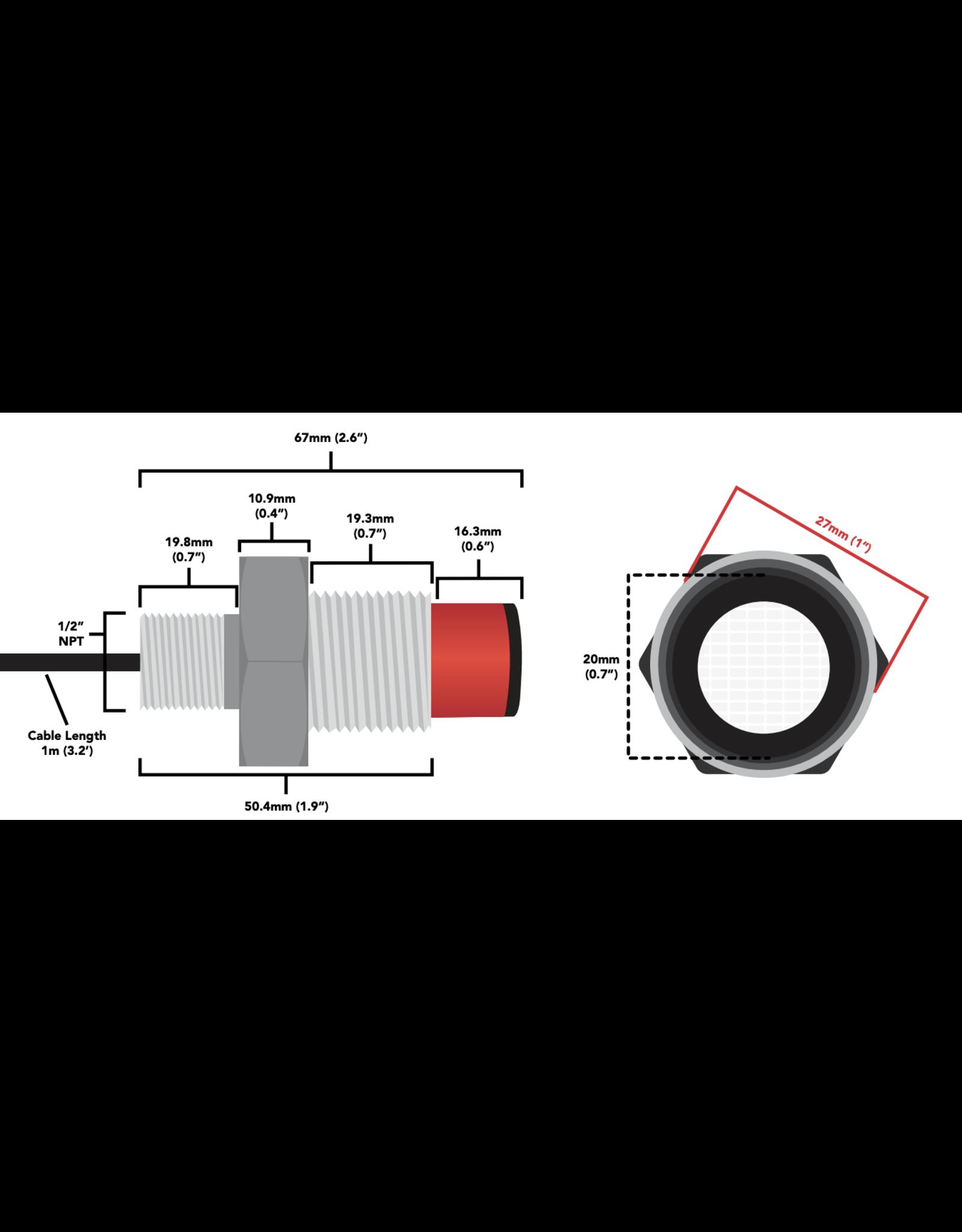 Atlas Scientific EZO-O2™ Embedded Oxygen Sensor