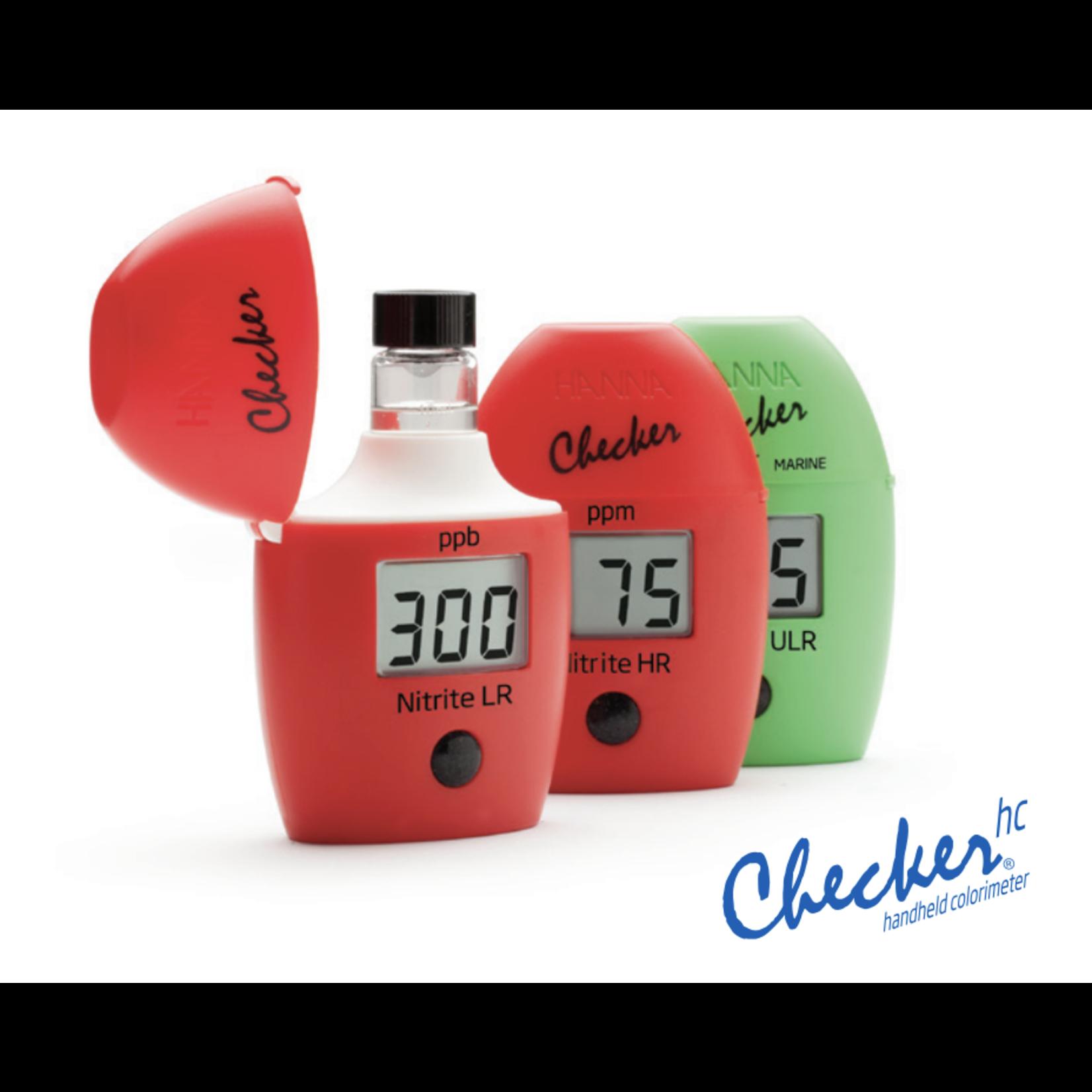 Hanna Instruments HI707 colorimeter checker nitrite LR, 0 to 600 ppb NO₂-N