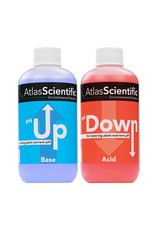 Atlas Scientific pH Up and pH Down 2x 1 L bottle