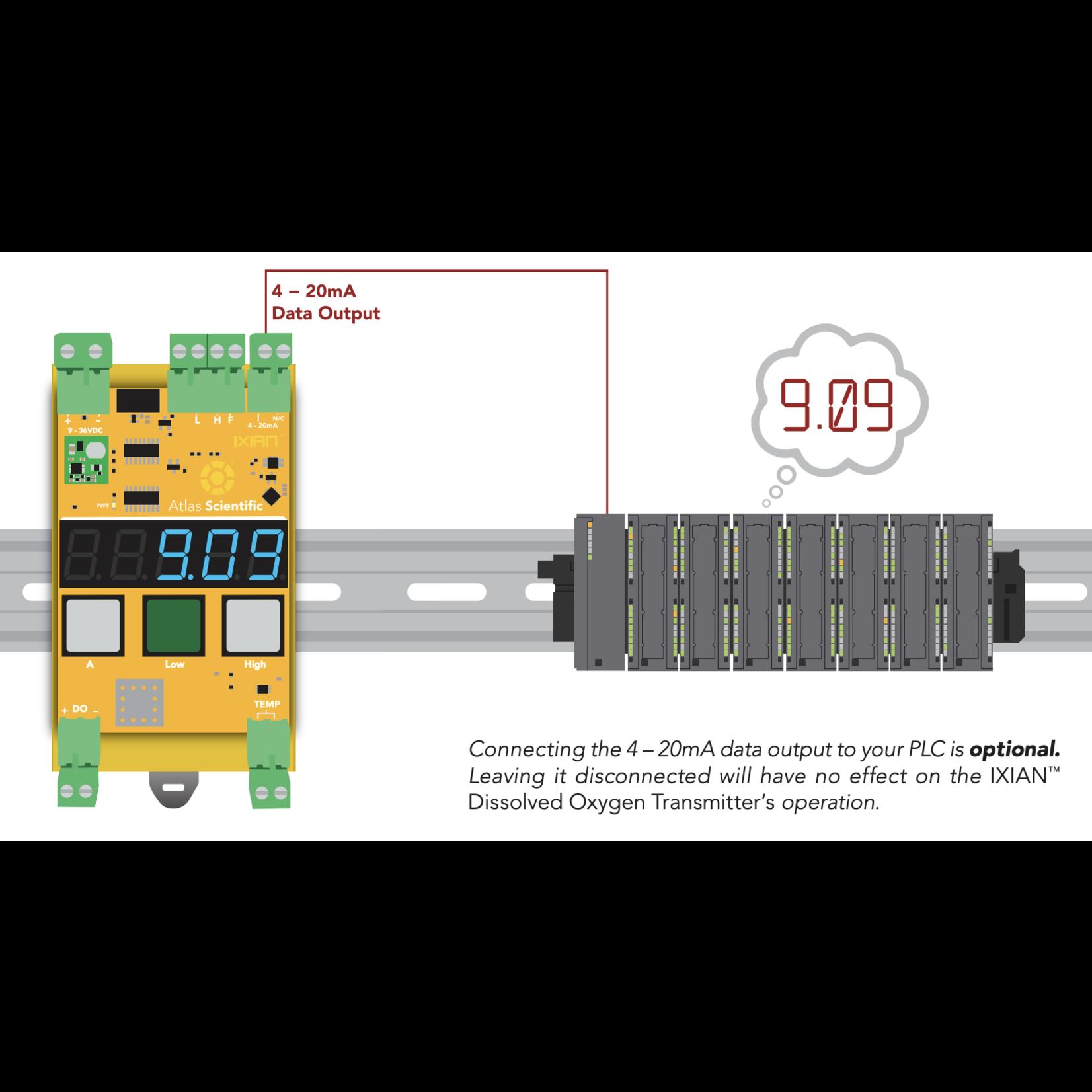 Atlas Scientific IXIAN™ Dissolved Oxygen Transmitter