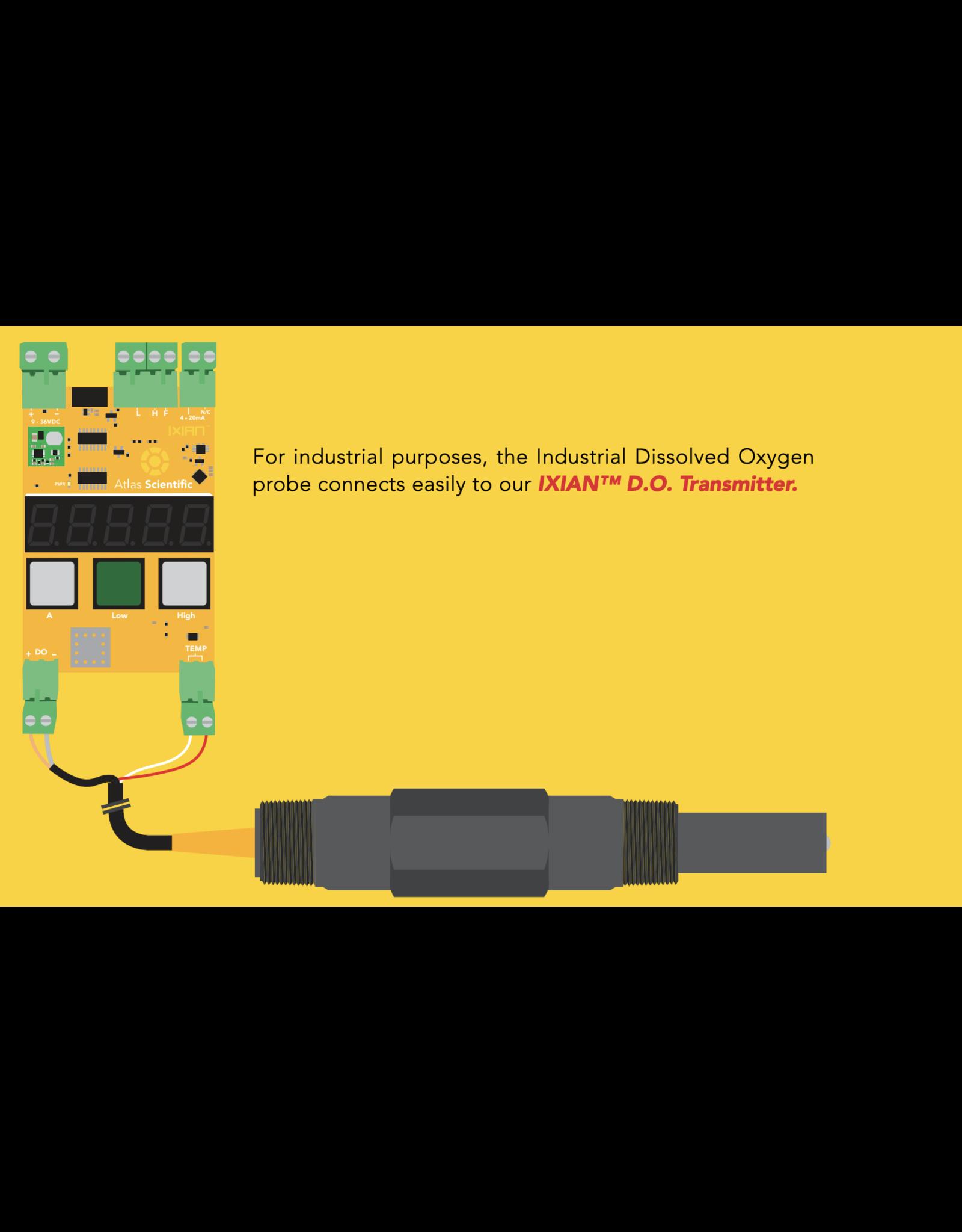 Atlas Scientific industriele opgeloste zuurstof sensor