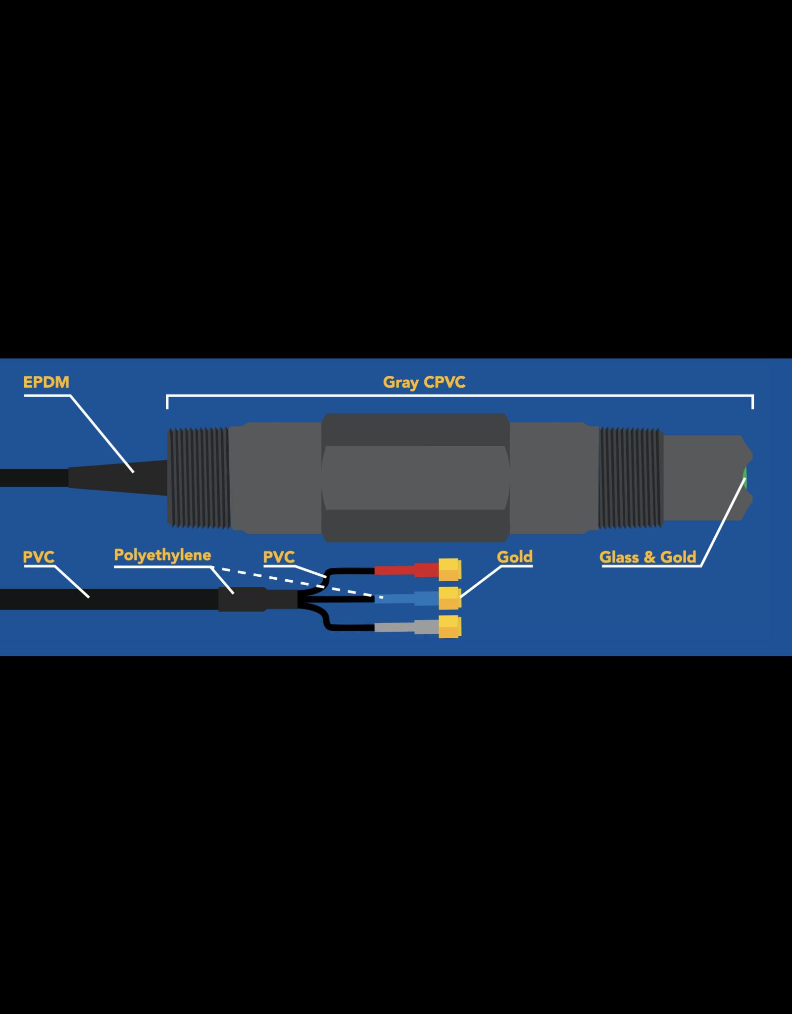 Atlas Scientific Industrial pH/ORP/Temp Probe