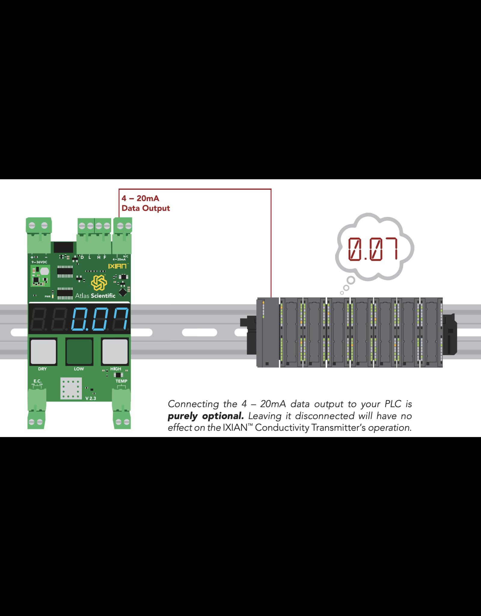 Atlas Scientific  Industrial Geleidbaarheid sensor K 0.1