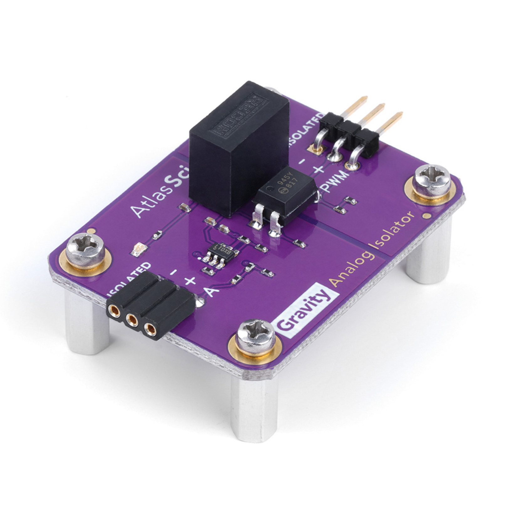 Atlas Scientific Gravity™ Analog ORP Sensor / Meter