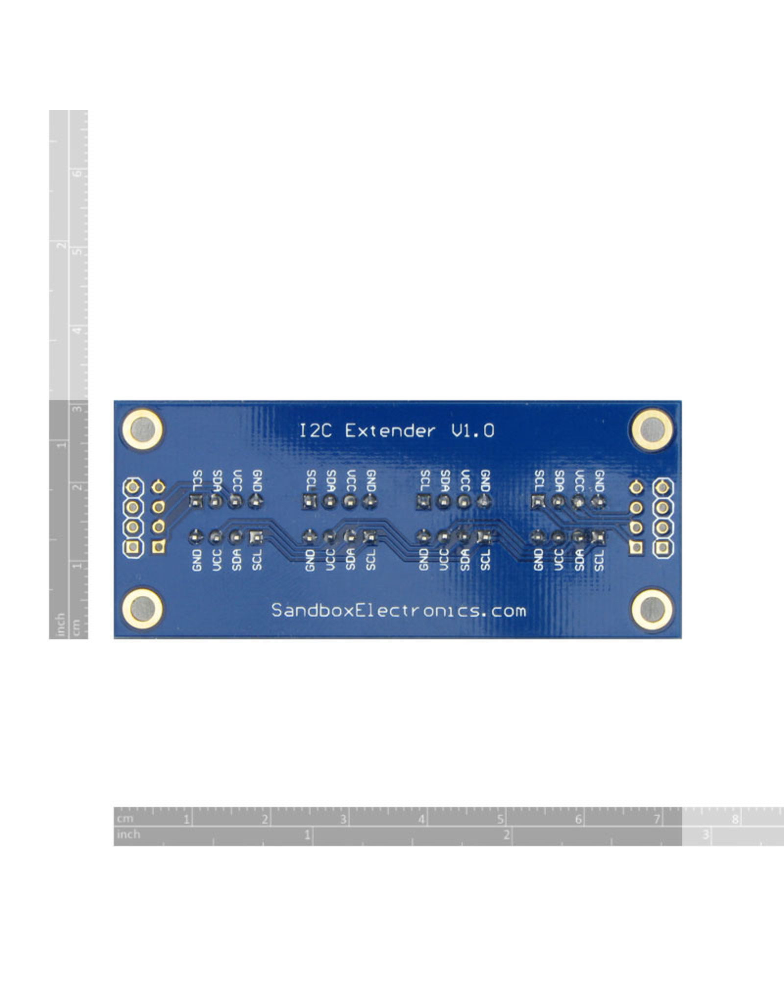Sandbox Electronics I2C Passive Extender/ Patch Board