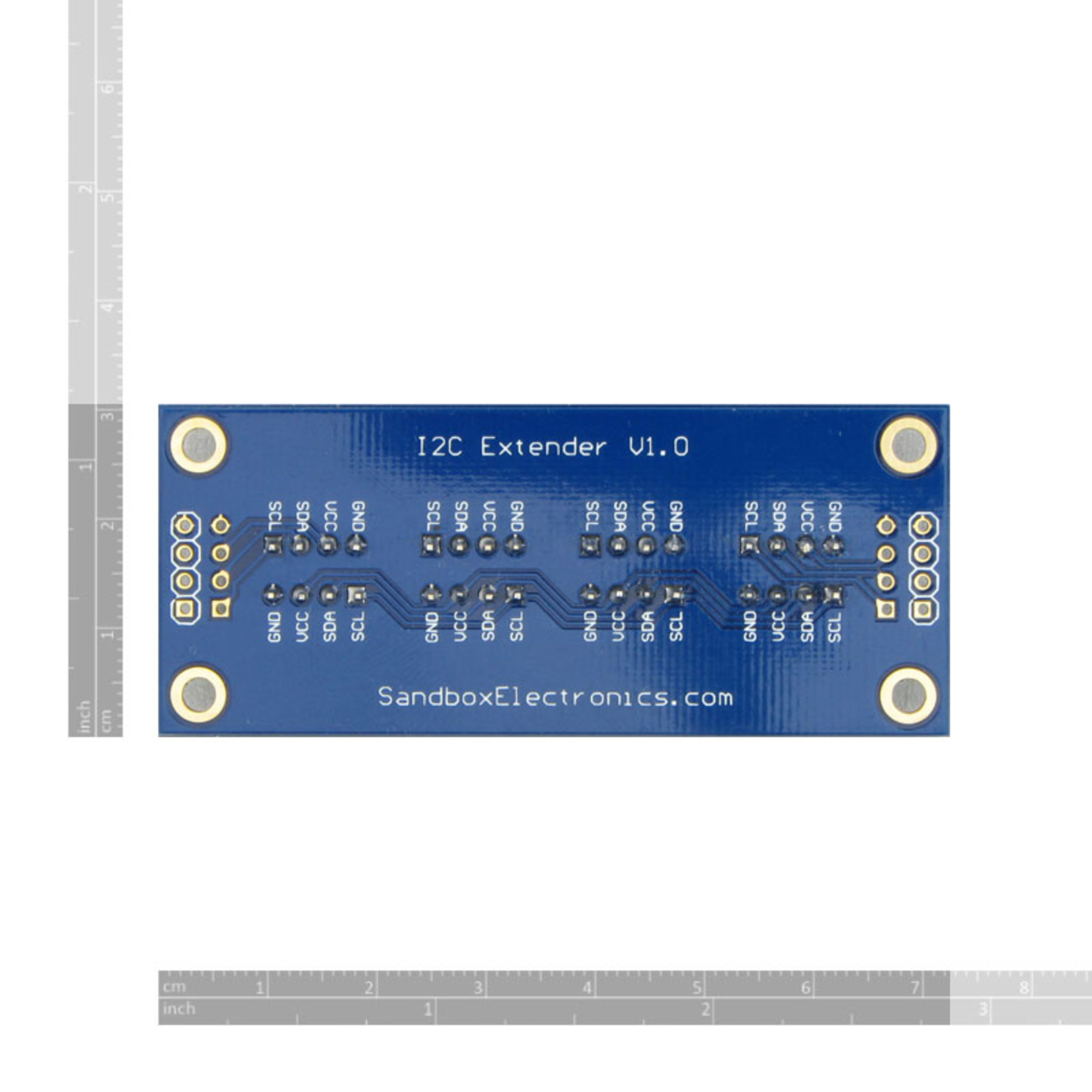 Sandbox Electronics I2C Passive Extender/ Patch Board
