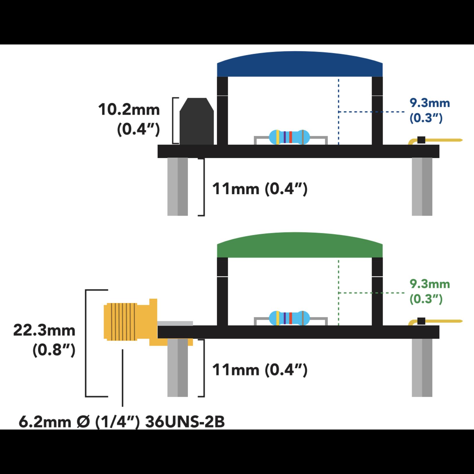 Atlas Scientific  EZO™ SMA Carrier Board *non-isolated