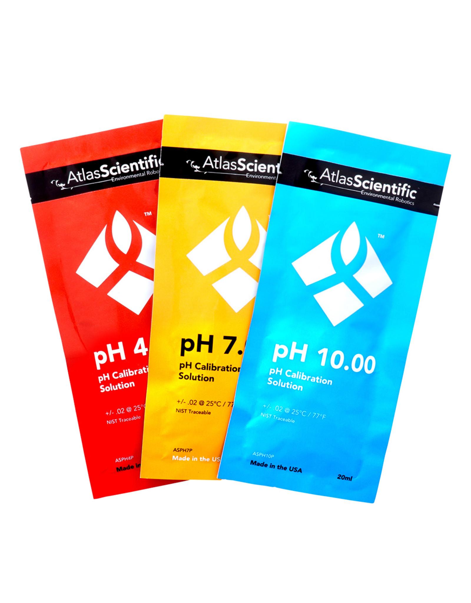 Atlas Scientific pH 10.00 Calibration Solution Pouche
