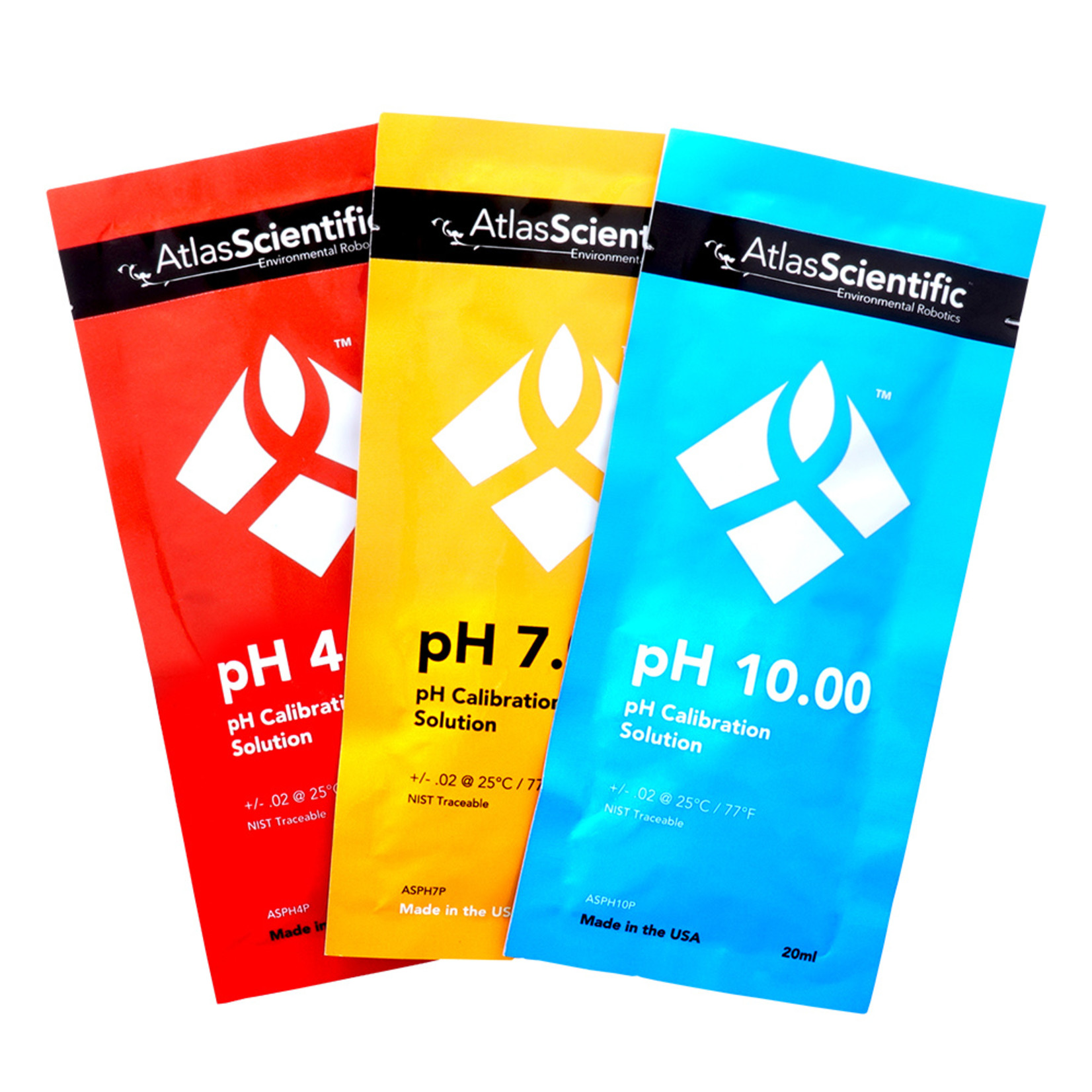 Atlas Scientific pH 7.00 Calibration Solution Pouche