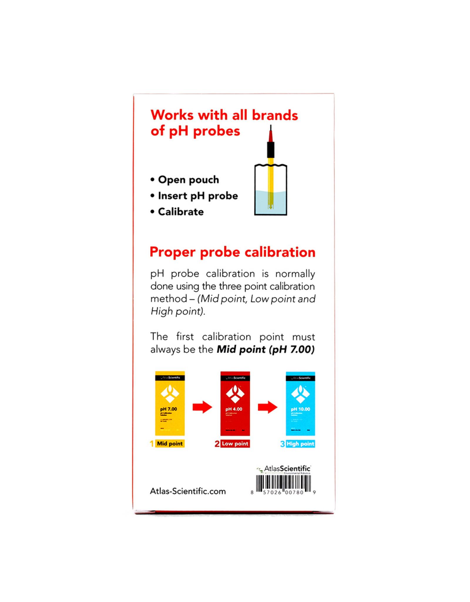 Atlas Scientific pH 4.00 Calibration Solution Pouche
