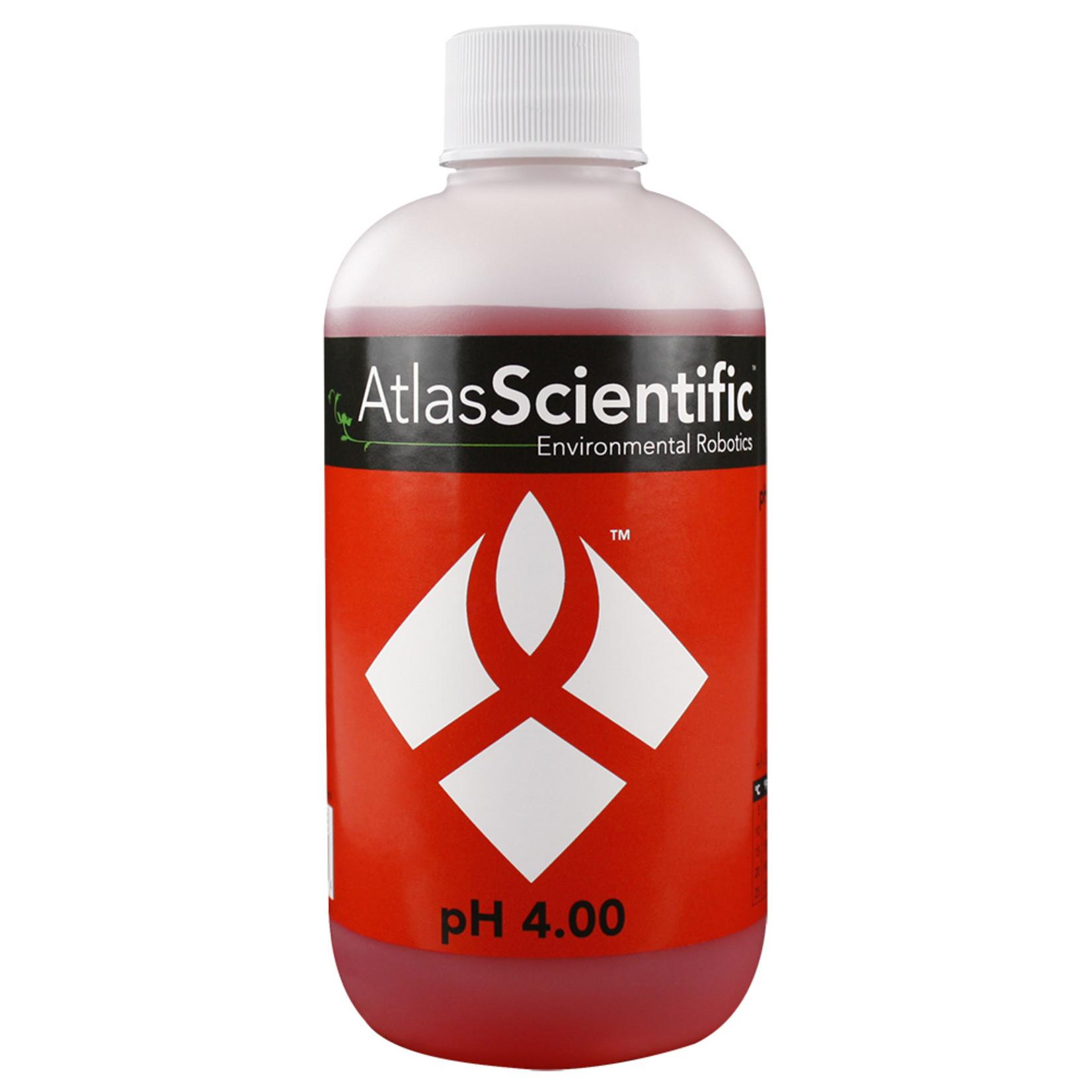 Atlas Scientific pH 4.00 Calibration solution
