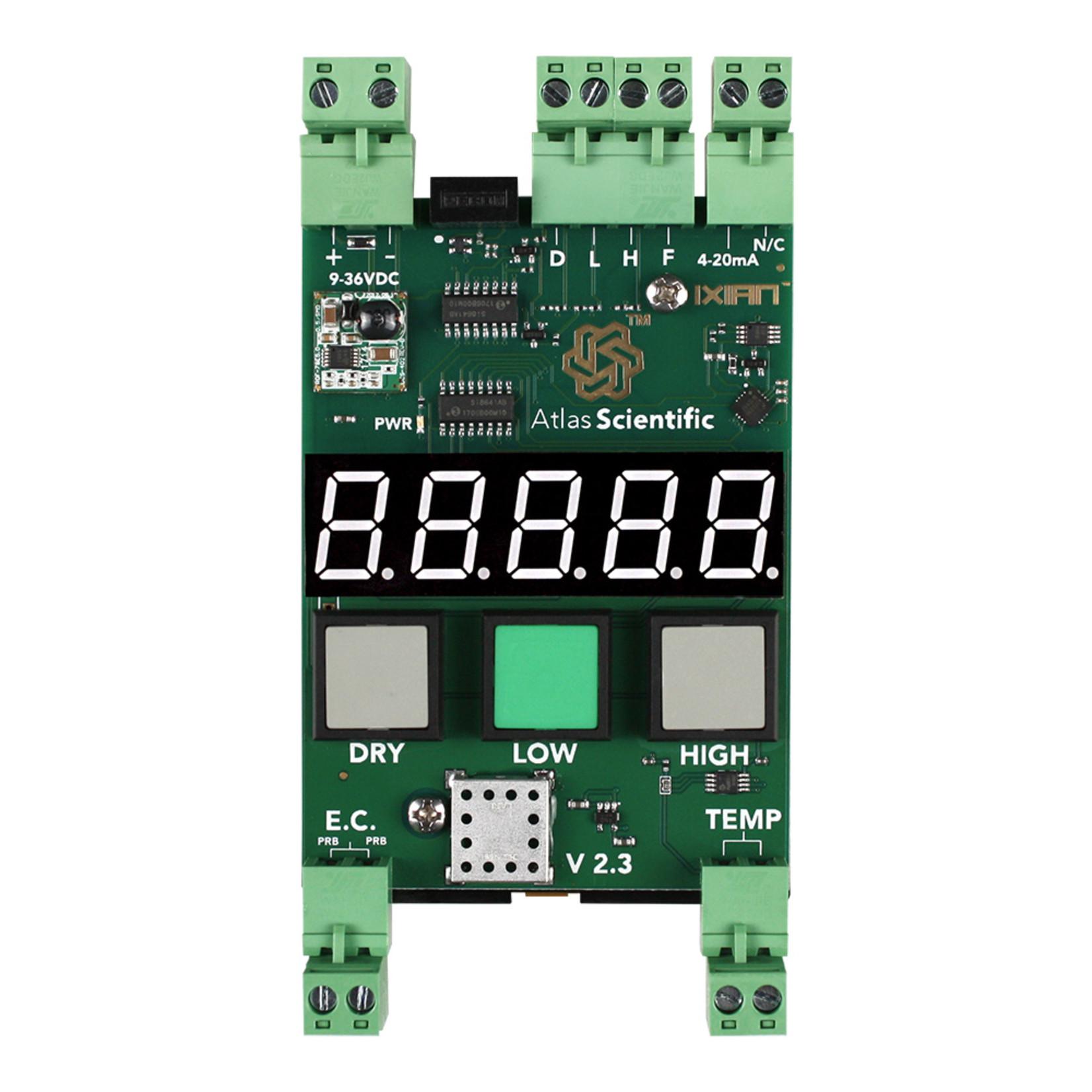 Atlas Scientific IXIAN™ Conductivity Transmitter