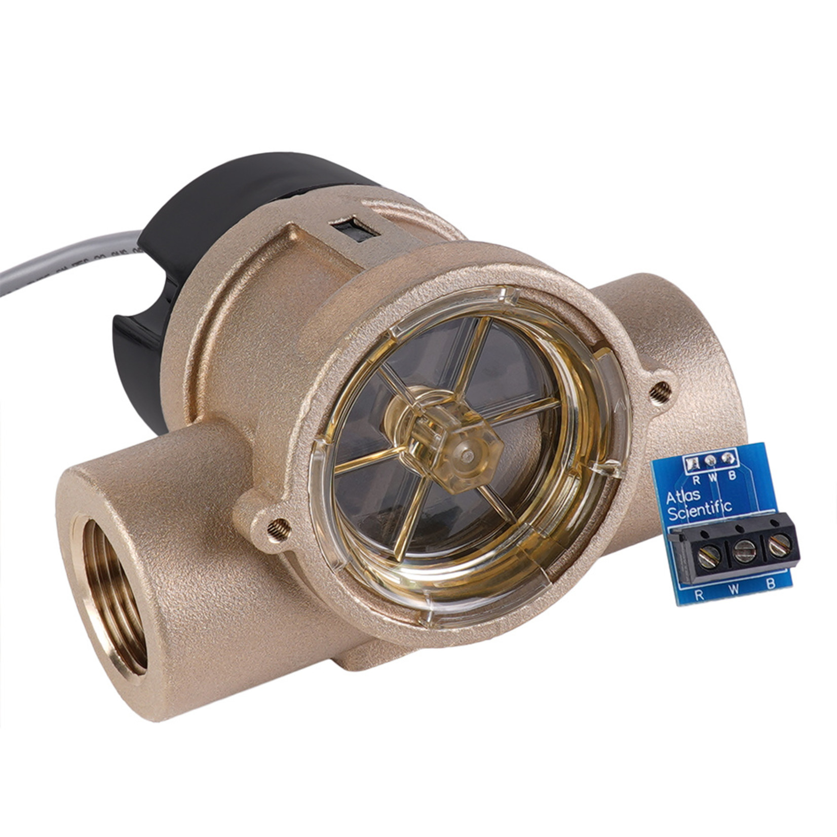 """Atlas Scientific 3/4"""" Flow Meter"""