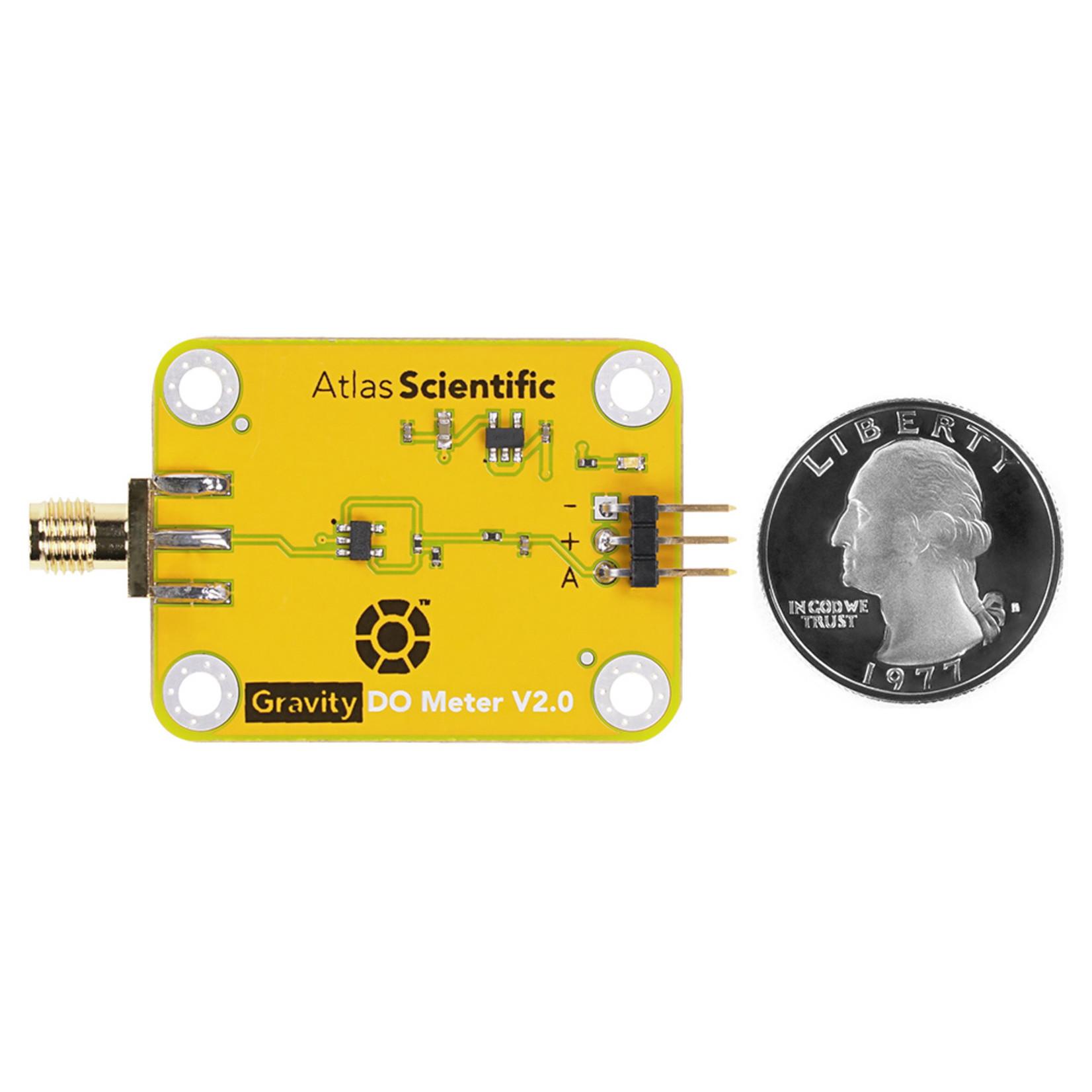 Atlas Scientific Gravity™ Analoge D.O Sensor / Meter