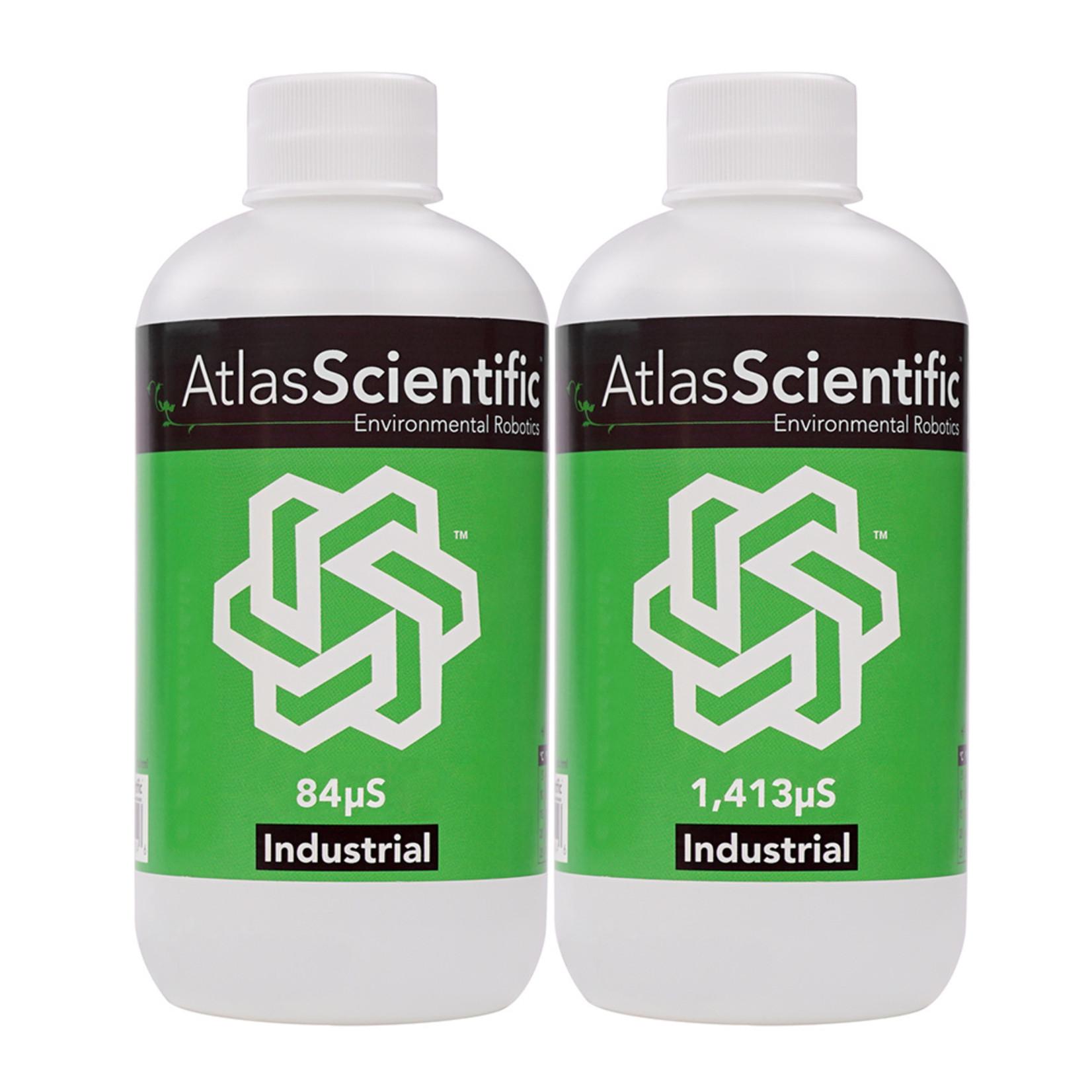Atlas Scientific Industrial Geleidbaarheid Kalibratie vloeistof K 0.1 set