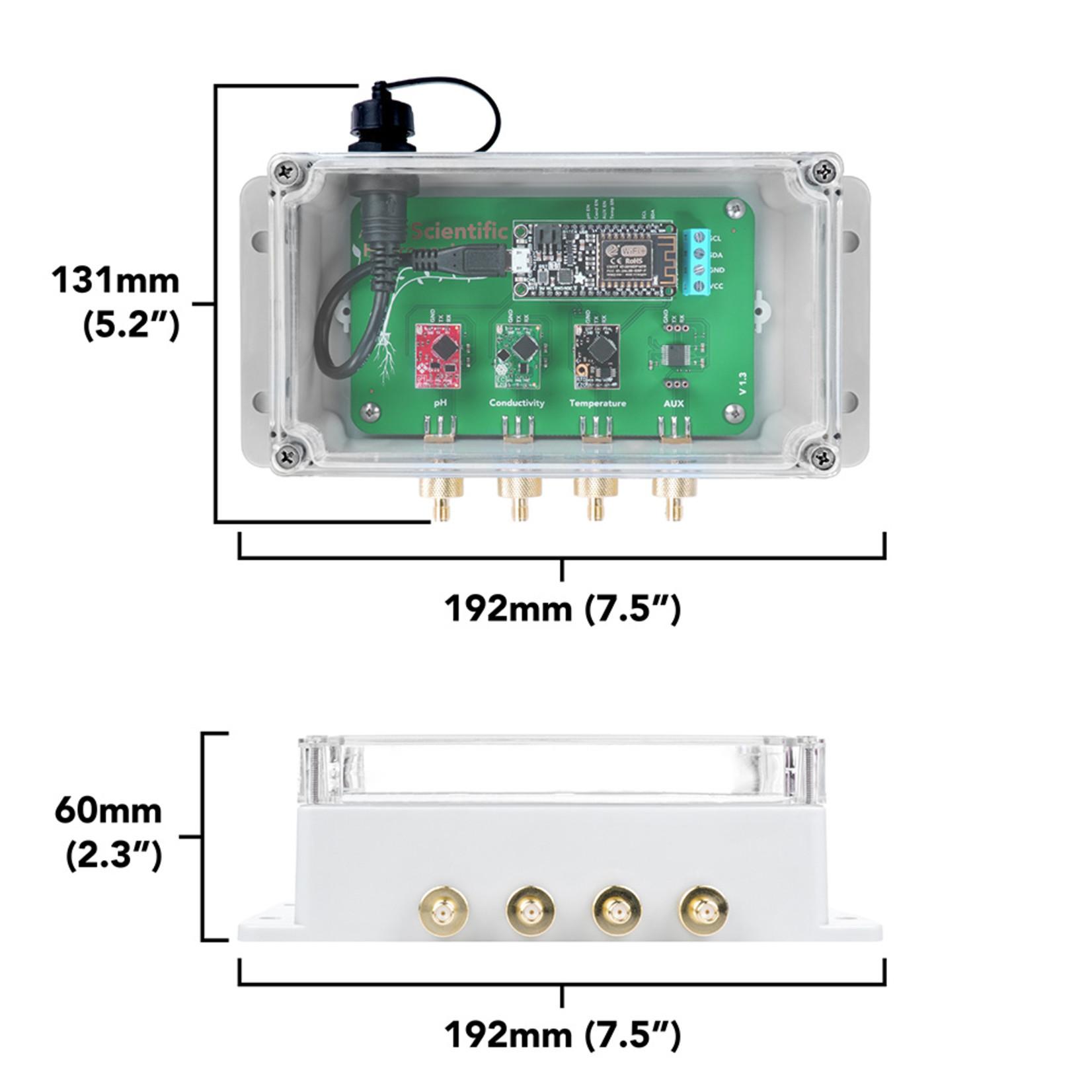 Atlas Scientific Wi-Fi Hydrophonics Kit