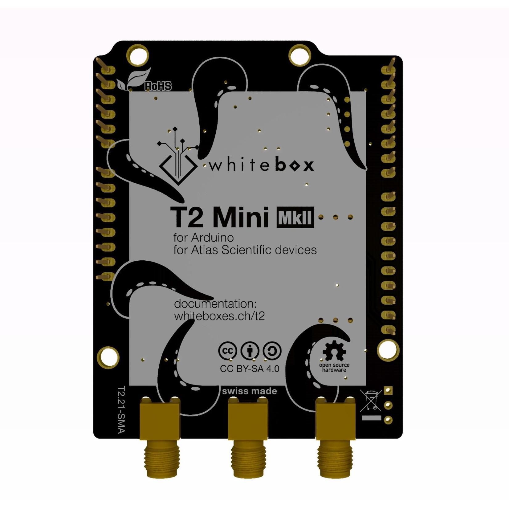 Whitebox Labs Whitebox T2 Mini MkII