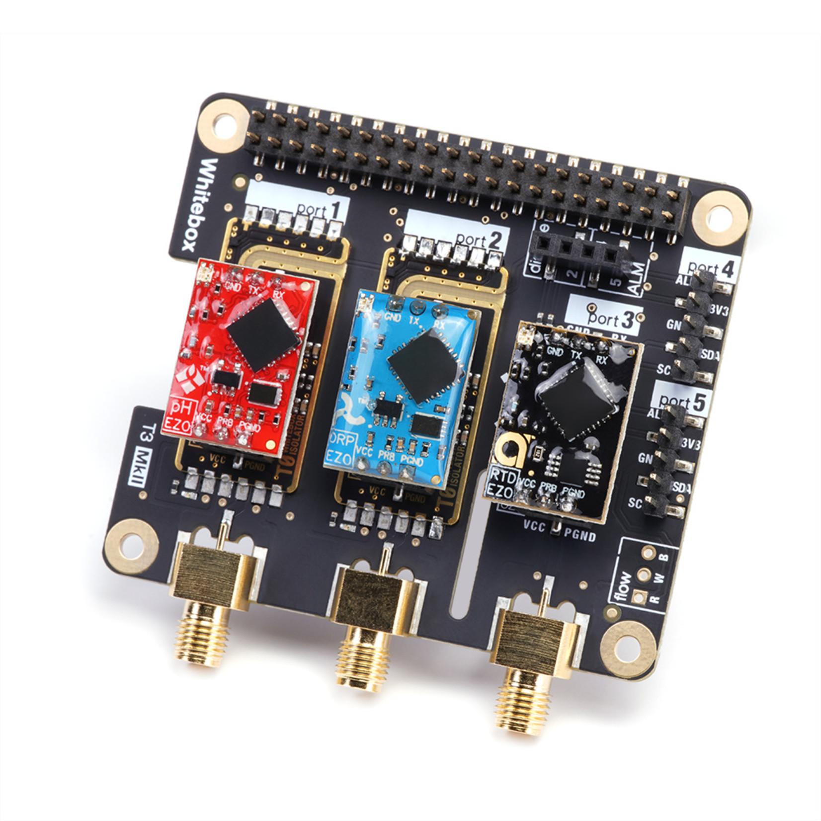Whitebox Labs Whitebox T3 for Raspberry Pi