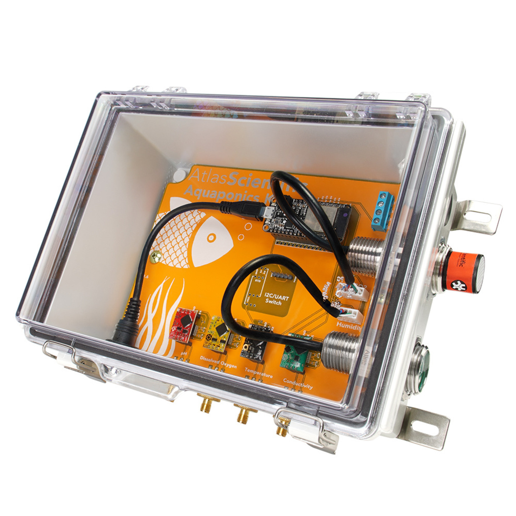 Atlas Scientific Wi-Fi Aquaponics Kit