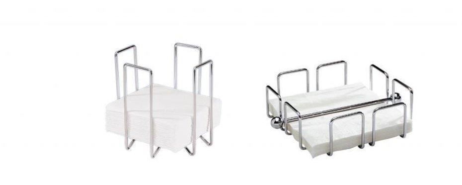 Serviettenbehälter und Zubehör