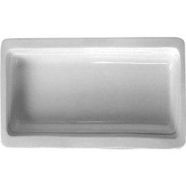 GN-Behälter, Porzellan, 65mm tief 1/4 GN