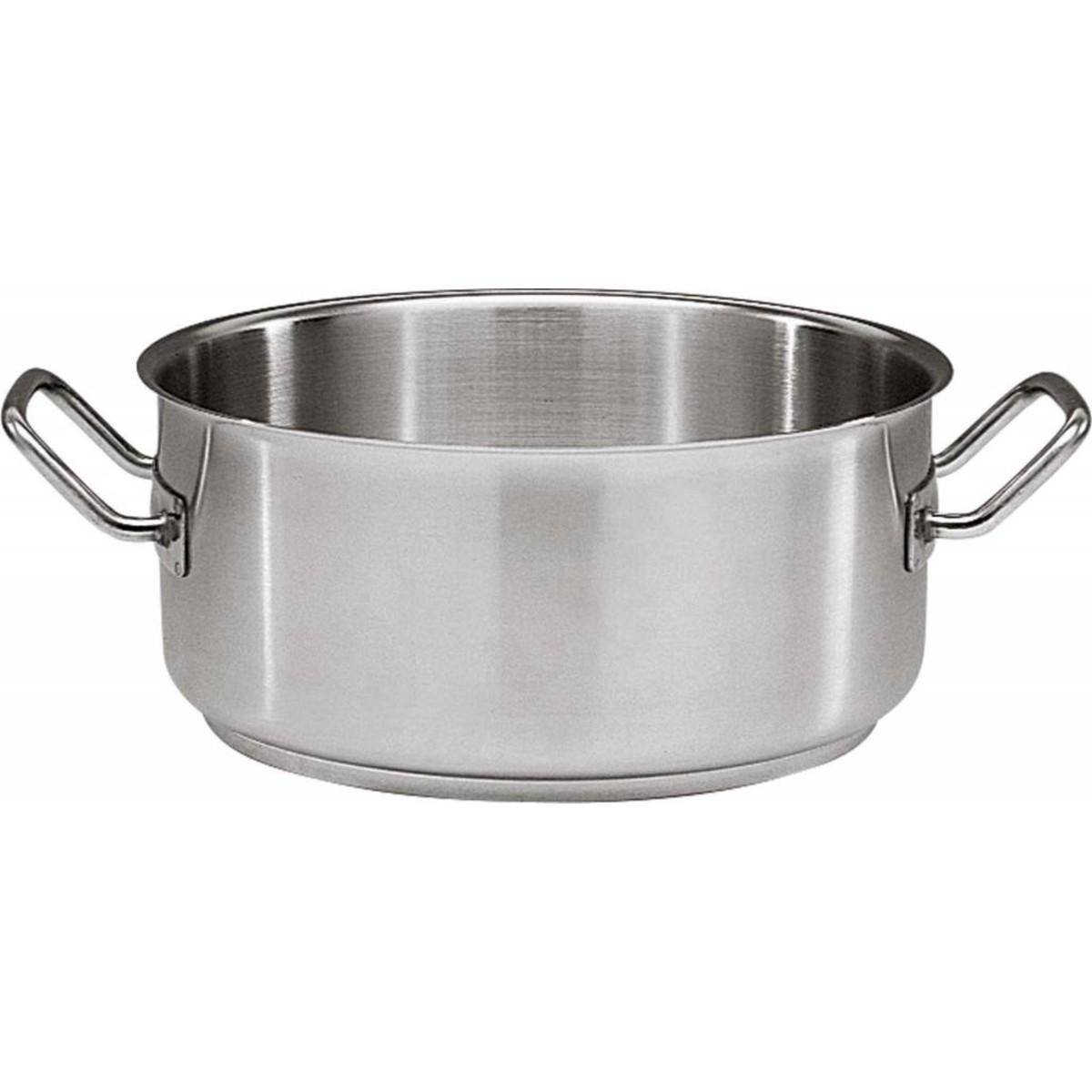 """Bratentopf flach """"Cookmax Economy"""" 40cm"""