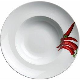 """Pastateller """"Peperoni"""" Ø 30,0 cm, rund"""