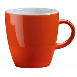 Latte Macchiatotasse obere orange