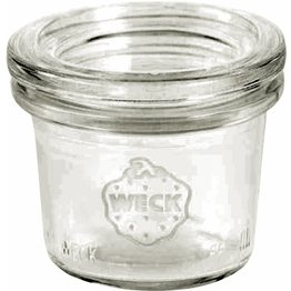 "Weckglas ""Mini-Sturz-Form"" 35ml"