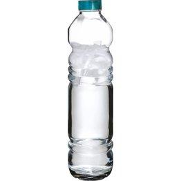 """Glasflasche """"Vita"""" 1,1L mit Deckel"""