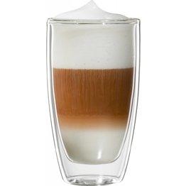 "Latte Macchiatoglas ROMA ""bloomix"""
