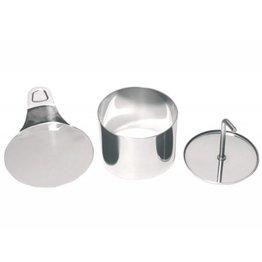 Schaumspeiseform Ring-Set